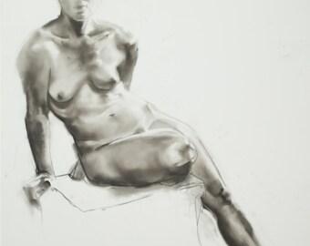 RHA life drawing 1