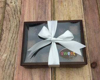 12-Piece Sea Salt Caramel Gift Boxes