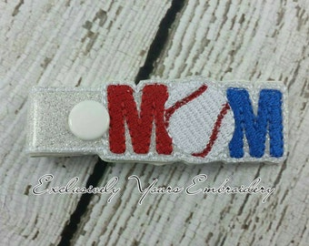 Baseball Mom Keychain - Spiritwear - Sportsmom - Bag Tag - Small Gift - Gift for Her - Thank You Gift - Team Gift - Team Mom - Sports