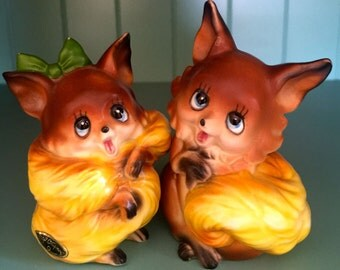 Josef Original Foxes Ready for a Night on the Town