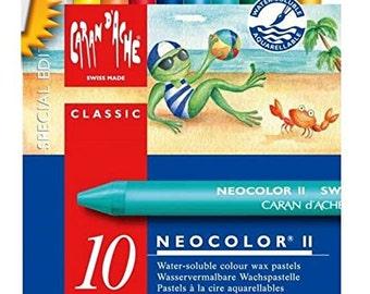 NeoColor II Crayons