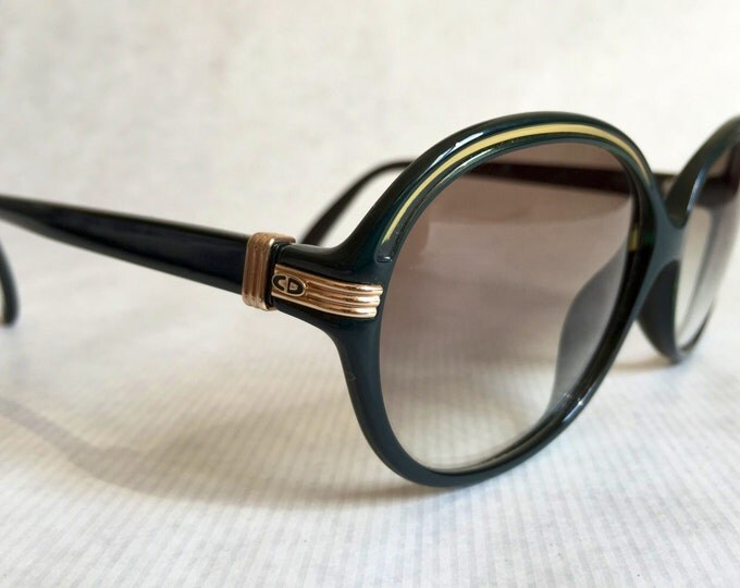Christian Dior 2308 Vintage Sunglasses NOS - Made in Austria in the 1980s