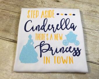 Move Over Cinderella T-Shirt