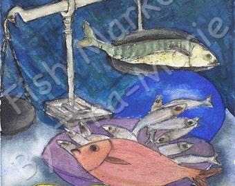 Fish Market - Original