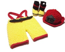 beliebte artikel f r crochet fireman auf etsy. Black Bedroom Furniture Sets. Home Design Ideas