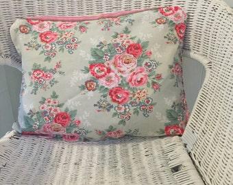 A cath kidston fabric cushion cover