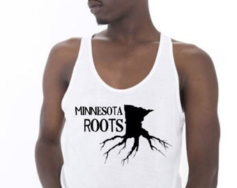 ADULTS MN Roots Tank Top