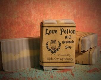 Love Potion #10 Handmade Soap