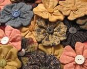 Flower Bowl Filler - Flower Tucks - Spring Flowers - Mothers Day