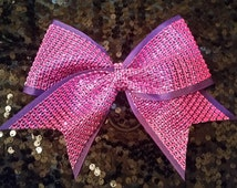 Cheer Bow - Bling Collection