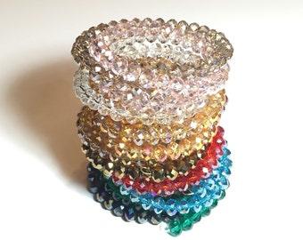 Radiance Single Wrap Bracelet