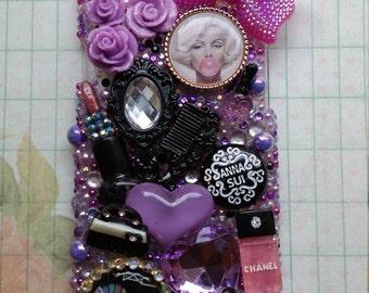 iPhone 6 Purple hard case