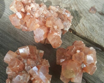 Aragonite Crystal Clusters