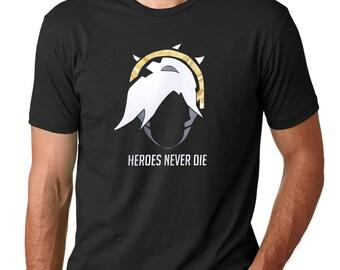 Overwatch MERCY tee