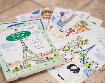 Paris Travel Pack, Gift, Travel, France, Jill Butler