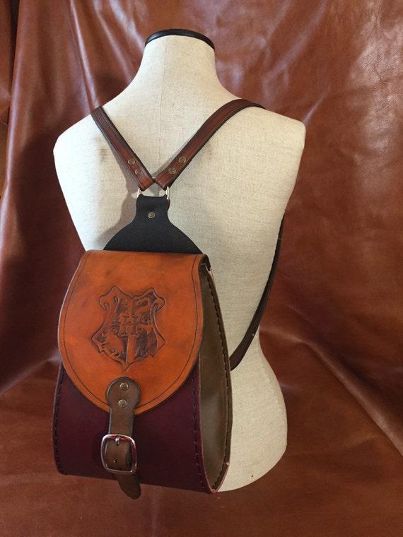 Harry Potter Book Bag : Harry potter hogwarts backpack