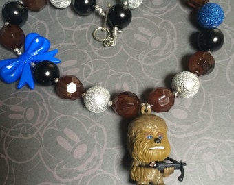 Chewbacca Necklace