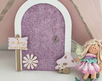 Hand made magical fairy doors enter into by for The little fairy door