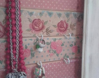 Shabby Chic Jewelry Holder