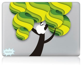 New tree decals mac stickers Macbook decal macbook stickers apple decal mac decal stickers 24