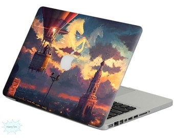 New Oil Painting decal mac stickers Macbook decal macbook stickers apple decal mac decal stickers 25