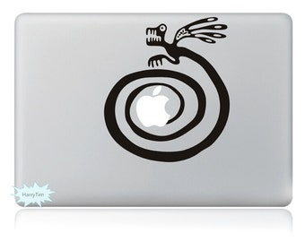 Monster Decals Mac Stickers Macbook Decals Macbook Stickers Apple Decal Mac Decal Stickers Laptop Decal