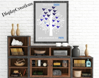 "Personalized ""Family Roots/Family Tree"" Wall Art"