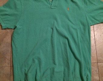 Vintage Ralph Lauren Polo Shirt - Size XL