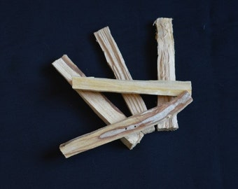 Palo Santo Wood Incense Sticks for meditation, purification and ceremonies