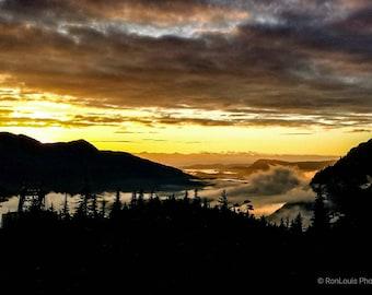 Juneau Suset