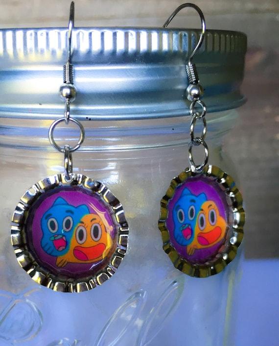 Items Similar To Cartoon Inspired Wearable Art Hook