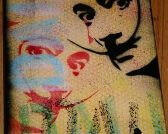 Dali - Spray Paint