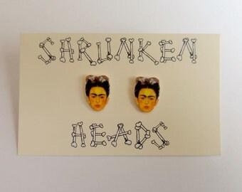 Frida Kahlo earrings