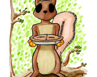 Thank You Squirrel