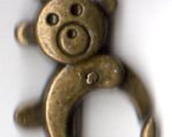 TEDDY BEAR CLASP