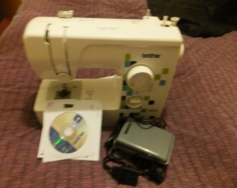 "Boxed Unused ""BROTHER"" Electric Sewing Machine"