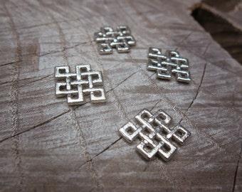 Square Weave  Applique ~4 pieces #100290