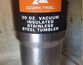 Ozark Tumbler 30 oz. Personalized