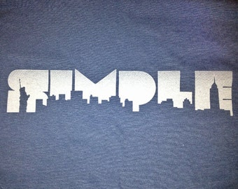 Simple NYC Tee (Phish)