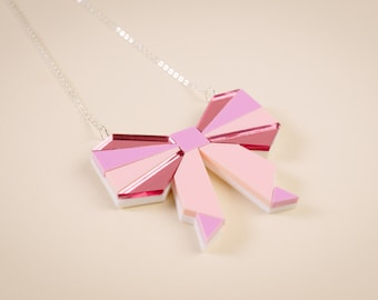 Kawaii Pink Bow