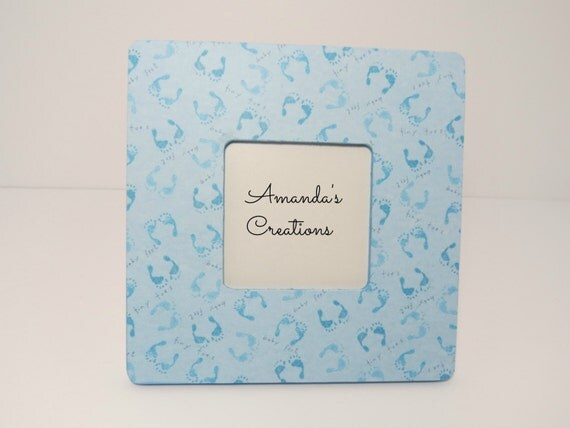 picture frame baby shower gift it 39 s a boy nursery photo frame baby