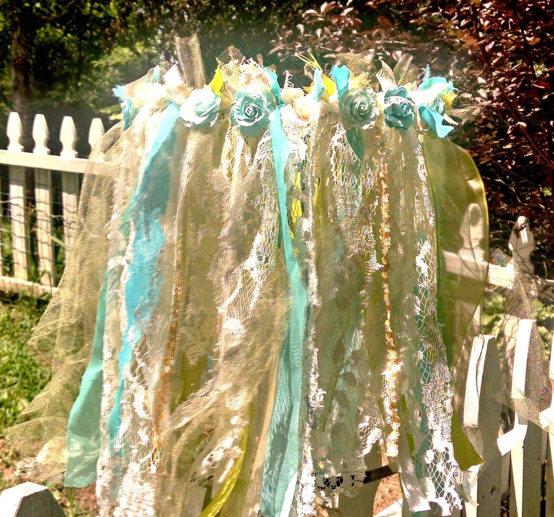 Fairy tale whimsical gypsy chic bo ho romantic decor shabby for Whimsical decor