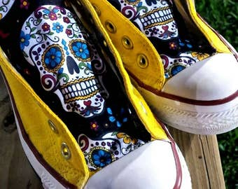 Custom Chuck Taylor's