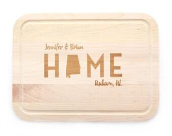 Home State Cutting Board