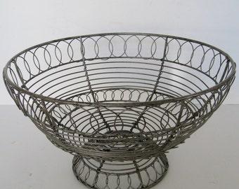 Large Wire Fruit Basket