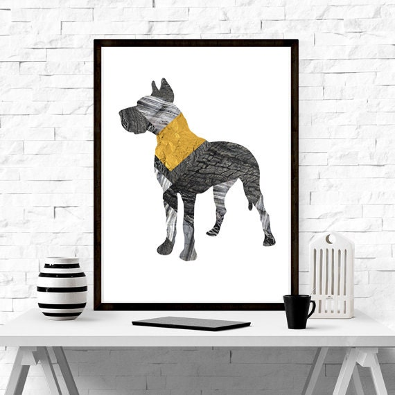 Great Dane Animal Print Home Decor Wall Art Abstract Home Decorators Catalog Best Ideas of Home Decor and Design [homedecoratorscatalog.us]