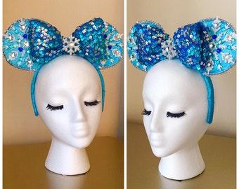 Let It Go Frozen Disney Ears