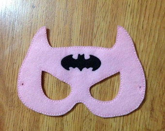 Bat Girl mask