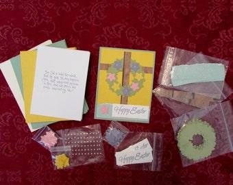 Easter Card Making Kit