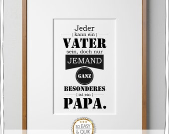 Father's day gift, Dad, father's day, gifts for father's day, gifts for Grandpa, murals, decorative do-it-yourself, special gifts